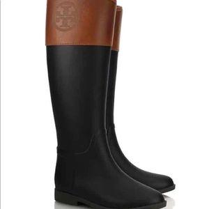 Authentic Tory Burch Rain Boots !